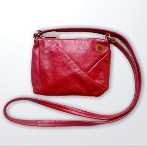 Marc Jacobs Red Leather Mini Bag